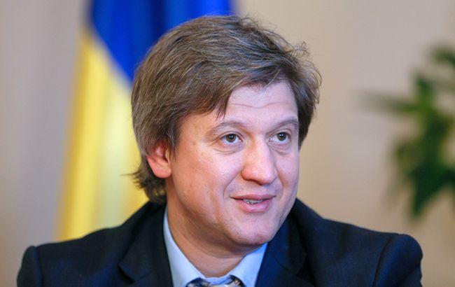 А.Данилюк: Украина иМВФ обсуждают технические моменты для получения транша