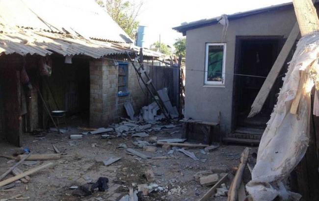 ВДонецкой области в итоге обстрела боевиков скончался ребенок