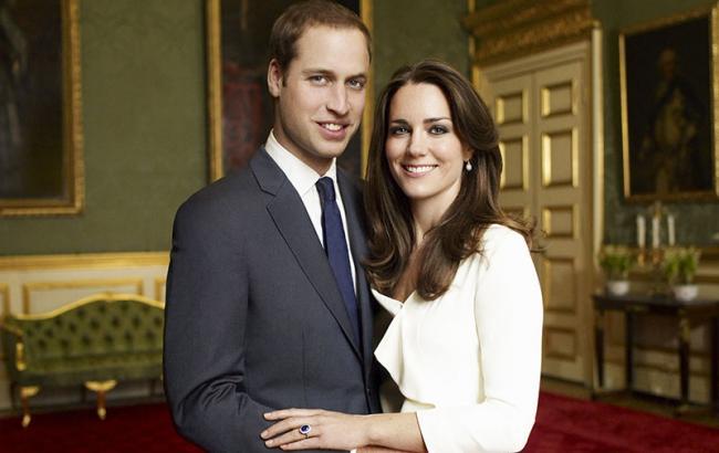 Фото: Принц Ууильям і Кейт Міддлтон