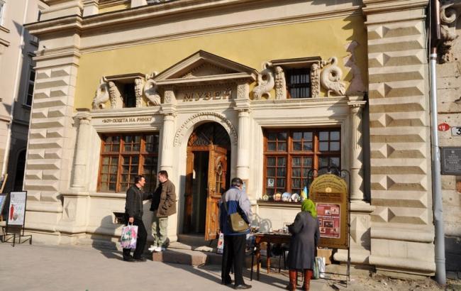 Фото: Львовский исторический музей