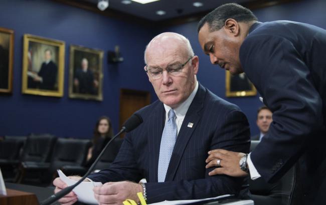 Фото: в США заявили об отставке главы Секретной службы