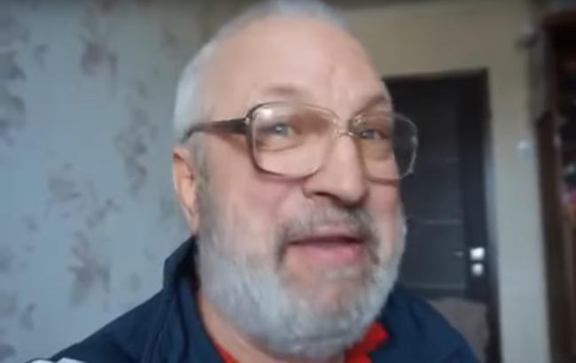 В РФ известного украинофоба отправили за пенсией в Киев