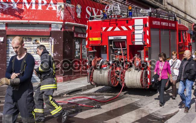 Фото: во Франции произошел взрыв в хранилище газовых баллонов