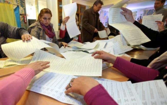 В Житомирі зафіксовано факт переписування протоколів