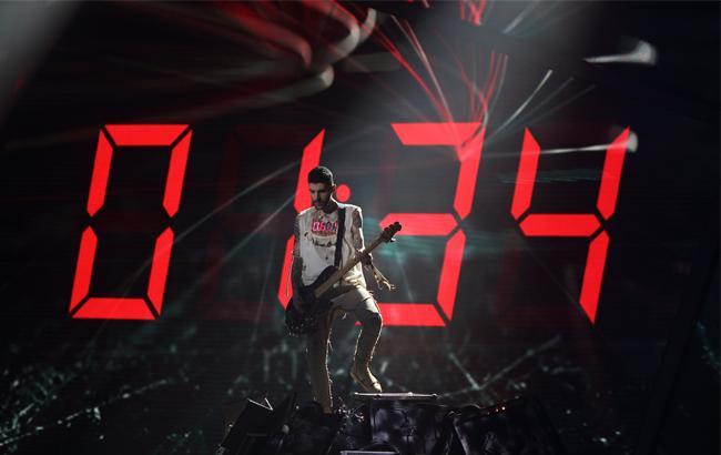 Фото: Фінал Нацвідбору на Євробачення 2017 (РБК-Україна)