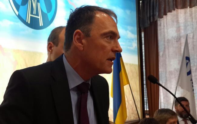 """Роллінс зустрінеться з главою ревкомісії """"Укрнафти"""" 2 листопада"""