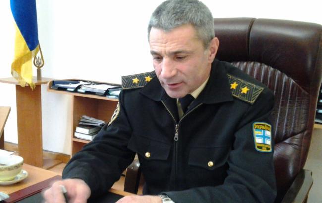 Командующий ВМСУ врет оразграблении оставшихся вКрыму украинских кораблях— Бальбек