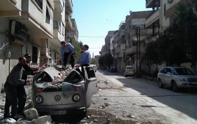 В Сирії загинув 19-річний російський контрактник