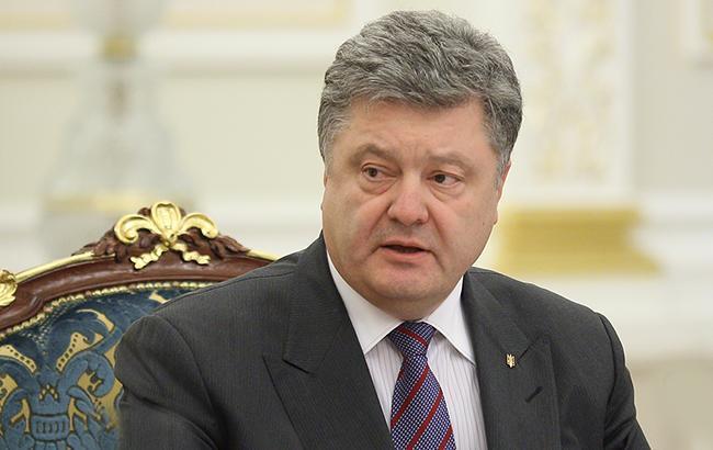Порошенко встолице Англии похвастается успехами украинских перемен