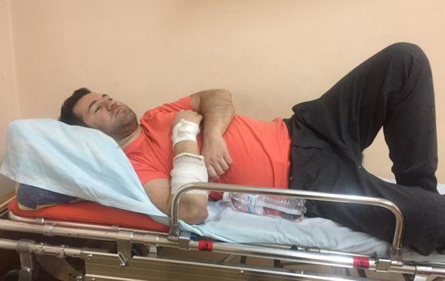 Роман Насиров не видит оснований для своего задержания и ареста