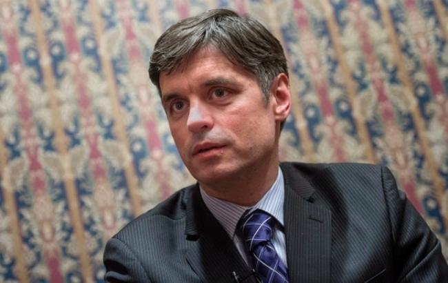 Фото: Вадим Пристайко розповів, про що говорили на засіданні комісії Україна-НАТО