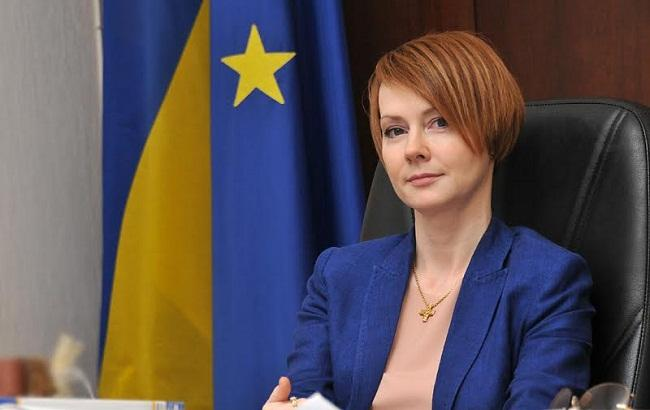 Фото: Представник української делегації в Гаазі