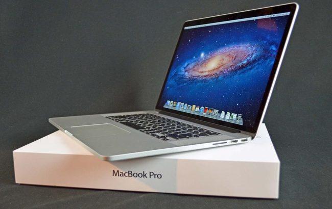 Apple почала продажі відновлених MacBook Pro