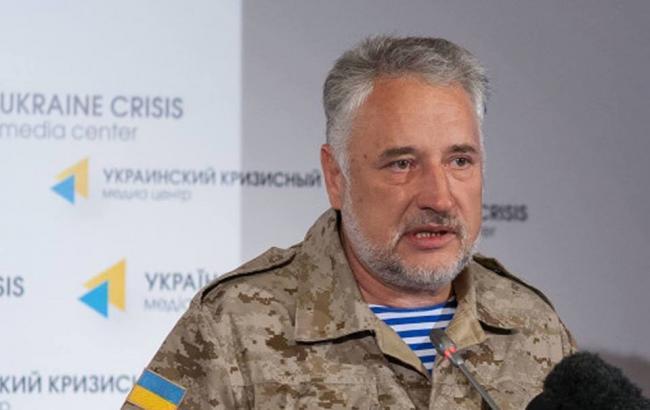 Фото: Павло Жебрівський розповів про нові обстріли на Донбасі