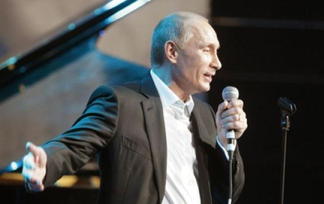 """Журналист предложил Путину набить купола и спеть """"Мурку"""""""