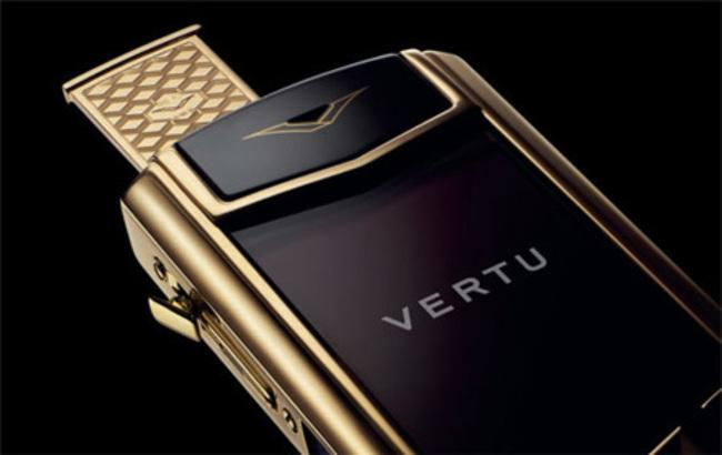 Производителя «люксовых» телефонов Vertu продали за $60 млн