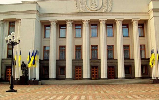 Юрист Roshen принял присягу народного депутата