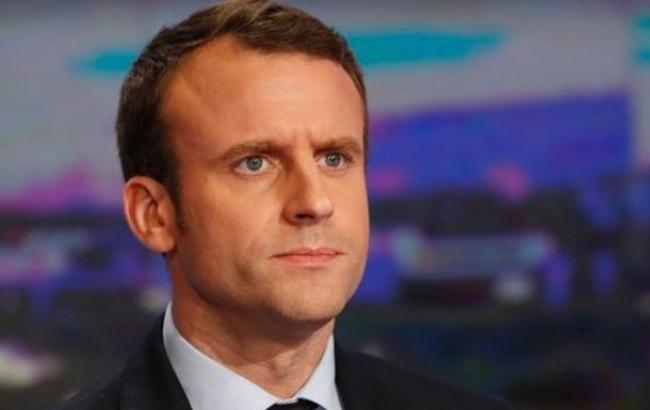 Вотношении кандидата впрезиденты Франции Макрона начато расследование