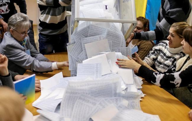 Столичный ГИК получил первые протоколы по выборам мэра Киева