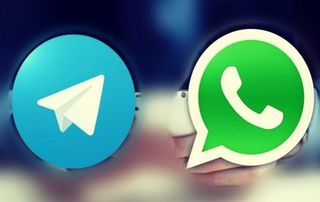 У WhatsApp і Telegram виявлені уразливості, що дозволяють зламувати акаунти користувачів