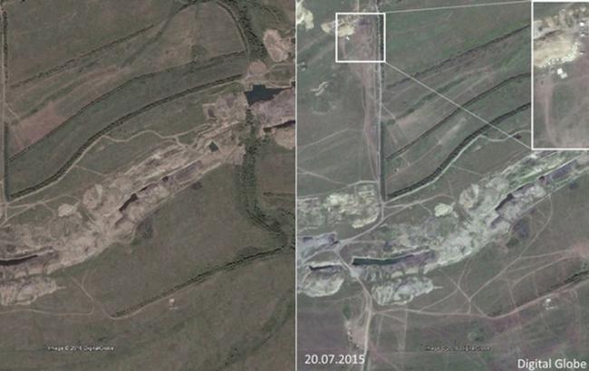 Bellingcat: Неподалеку Попасной стоит подразделение русских танков игаубиц