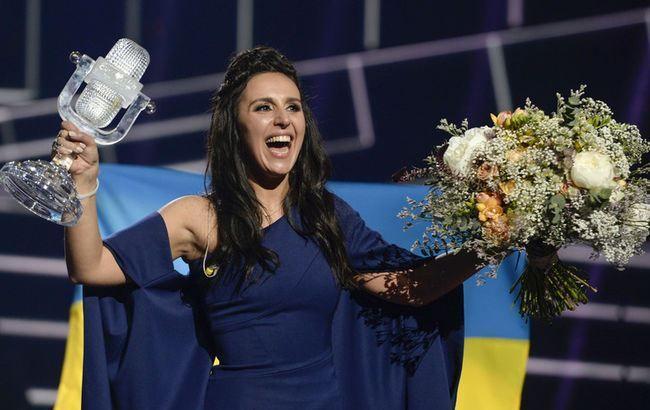 Джамалу назвали главной гордостью Украины