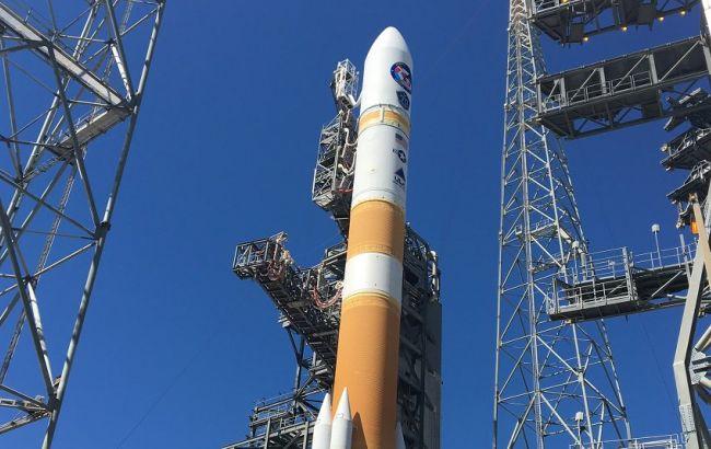 Ракету DeltaIV запустили воФлориде