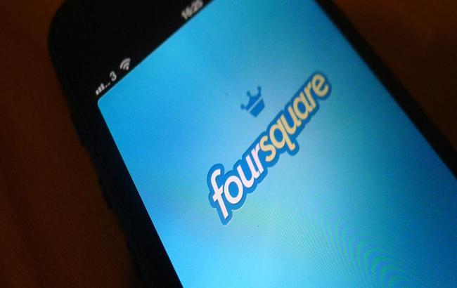 Foursquare разработала геолокационный сервис для ритейлеров 21марта этого 2017