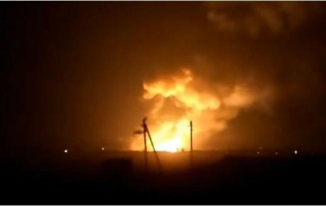 Збитки через вибухи на складах у Балаклії можуть досягти 8 млрд гривень, - нардеп