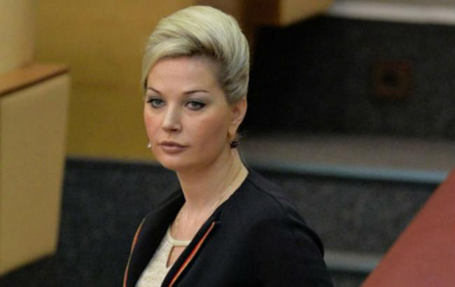Вдова Дениса Вороненкова Мария Максакова даст концерт вконце марта