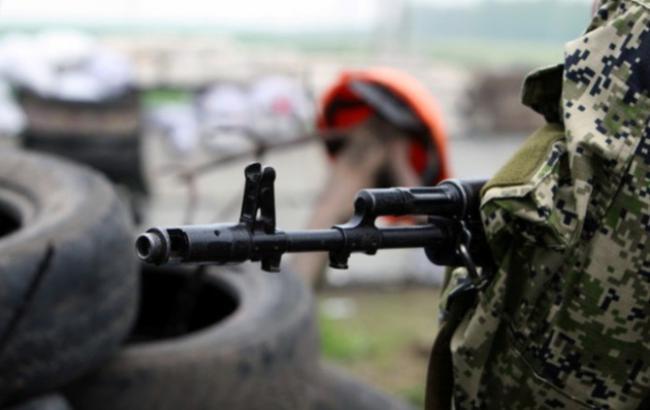 На русской границе вылавливают ивозвращают напередовую дезертировавших боевиков «ДНР»