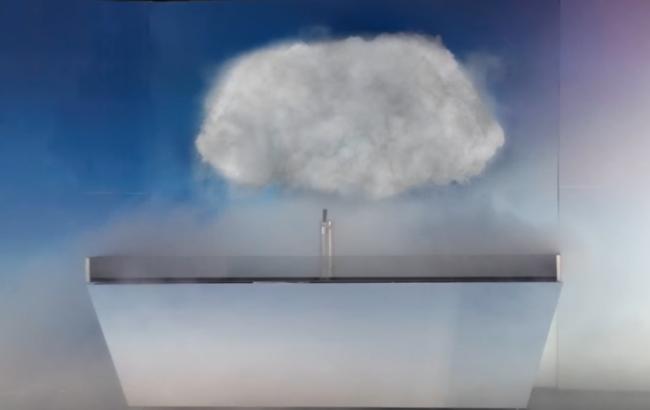 Фото: Хмара з текіли в Берліні