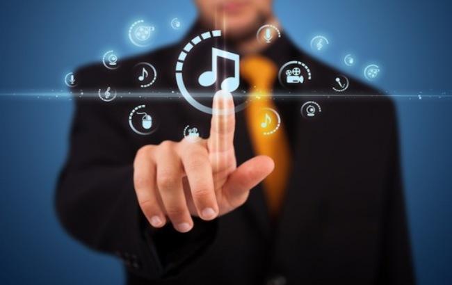 Музична індустрія США вперше за майже 20 років показала двозначний ріст завдяки потоковим сервісам