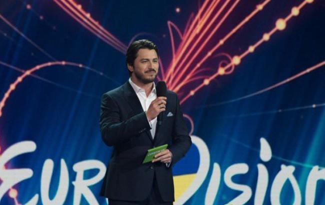 Сергей Притула - ведущий Нацотбора на Евровидение 2017