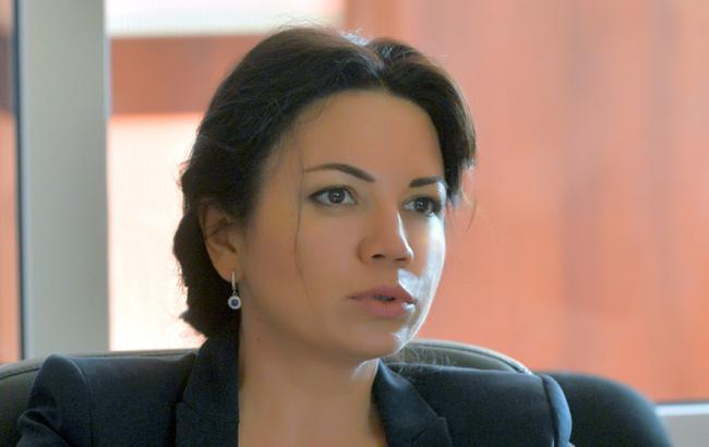 Фото: глава комитета Виктория Сюмар