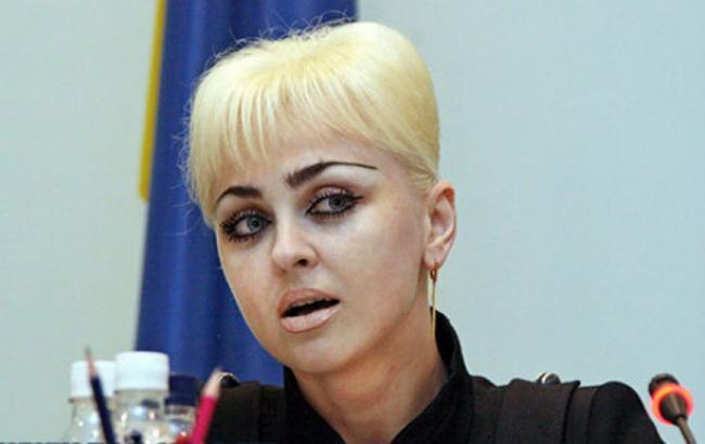 ЦВК підтверджує перебування Усенко-Чорної в лікарні