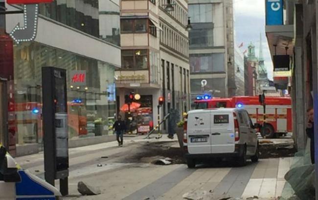Теракт в Стокгольмі: подробиці