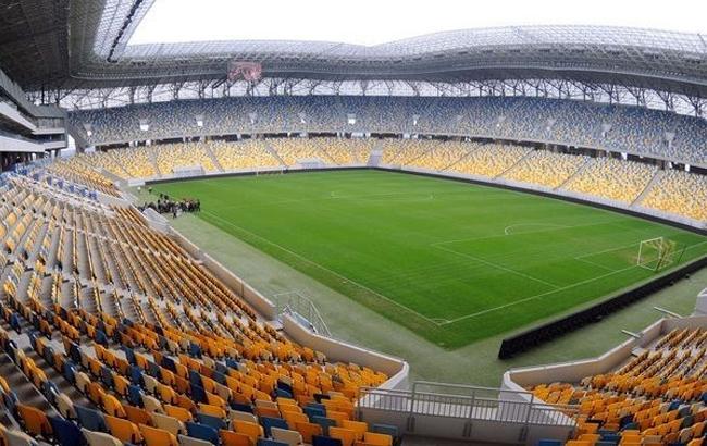 """стадион """"Арена Львов"""" был построен компанией """"Альтком"""""""