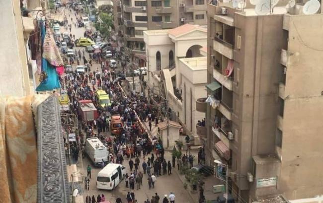 Установлена личность террориста, осуществившего взрыв вЕгипте