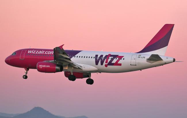 Wizz Air начал полеты изЛьвова