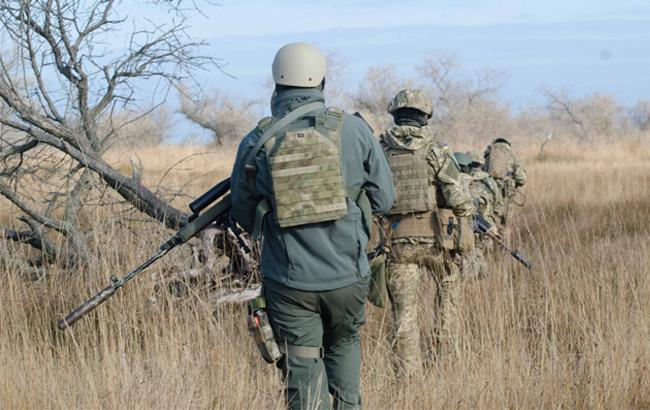 Украинские бойцы Сил спецназначения Фото: Евгений Силкин (flickr.com/ministryofdefenceua)