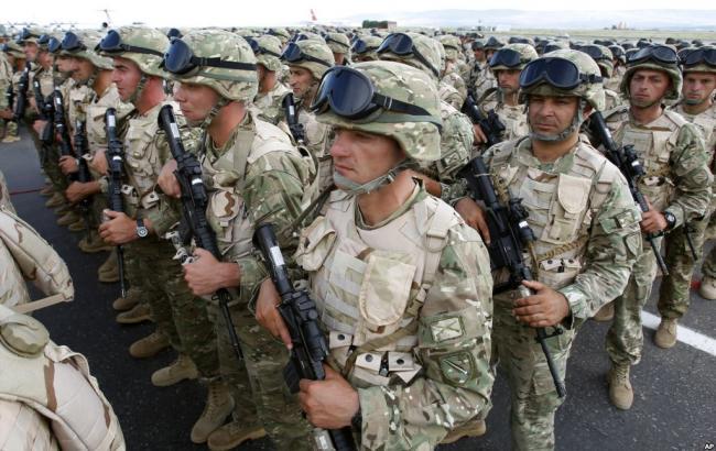 Фото: в Латвии пройдут учения НАТО
