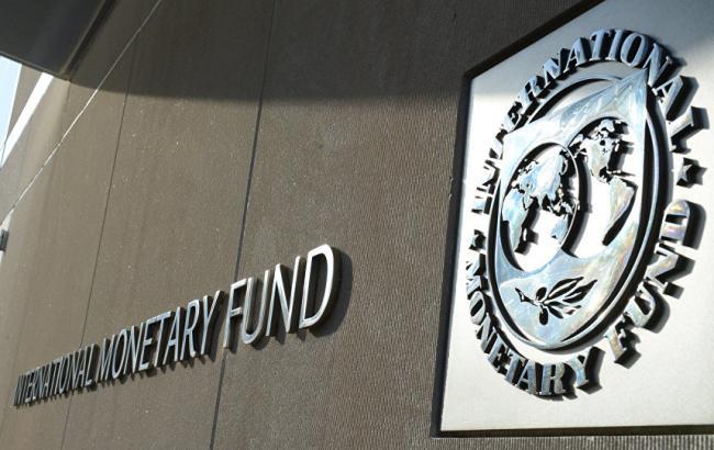 МВФ погіршив прогноз зростання ВВП на 2018 рік для України