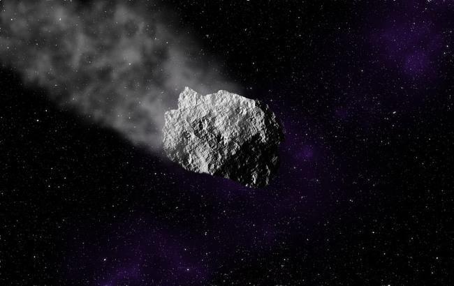 Фото: Астероид (pixabay.com/ru/users/Buddy_Nath)