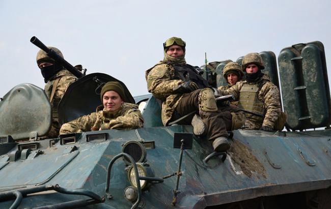 Фото: Українські військові (flickr.com/ministryofdefenceua ©Роман Туровець)