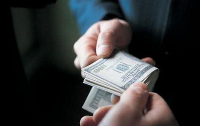 Фото: ГПУ задержала директора одного из государственных предприятий на взятке в 30 тысяч гривен