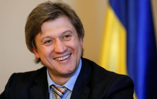 Україна більше зацікавлена у військовій допомозі США, а не у фінансовій, - Данилюк