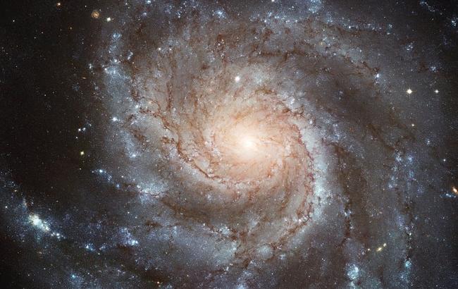 NASA опублікувало дивовижний знімок спіральних галактик
