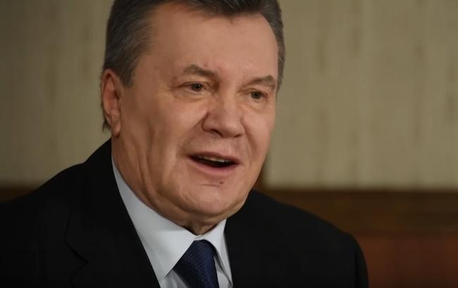 Виктор Янукович / Кадр из видео YouTube-канала Комсомольская Правда