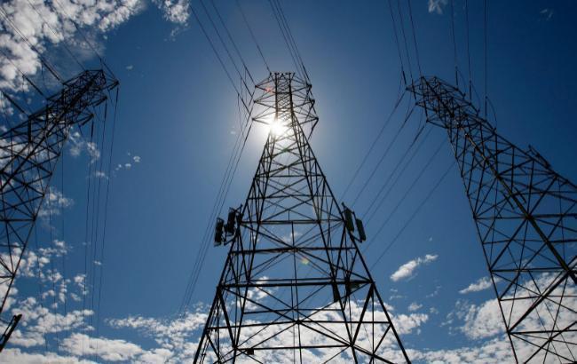 Поставка электроэнергии на неподконтрольную часть Луганской области остановлена